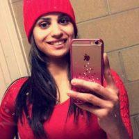 La voleibolista dominicana se ha viralizado en las redes, gracias a su belleza Foto:Vía facebook.com/winifer.fernandez