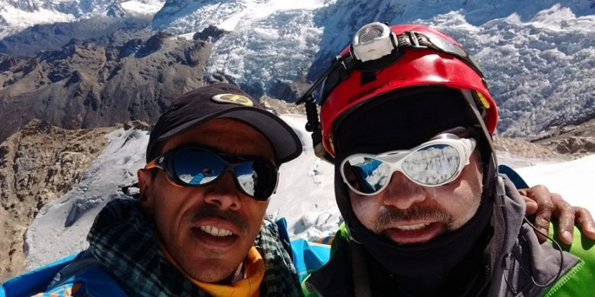 Tres mexicanos, entre víctimas de avalancha en el Huascarán de Perú