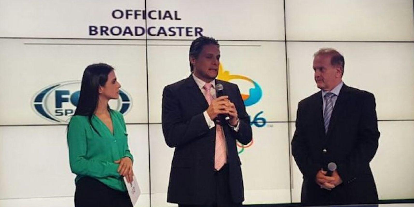 Fox Sports presenta equipo de lujo para Río 2016 Foto:Karina Bobadilla/Publisport