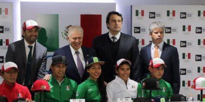 15 diseños de gorras fueron presentados en la Ciudad de México. Foto:Alberto Hernández (Publimetro)