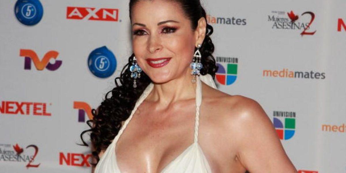 El destino me truncó la oportunidad de ser madre: Lourdes Munguía