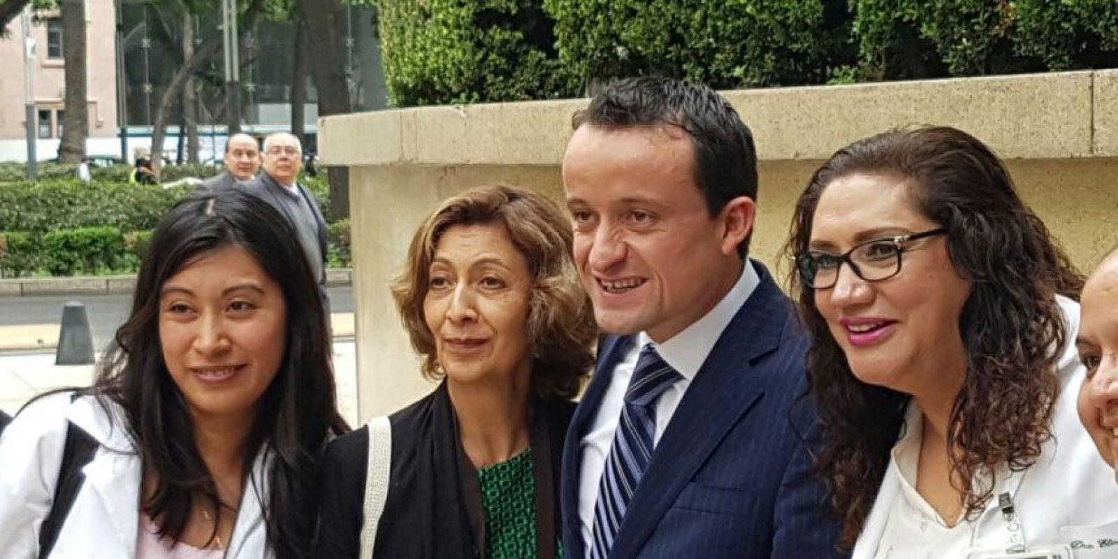 Las madres tendrán la posibilidad de transferir de una a cuatro semanas sus licencias de incapacidad Foto:Ignacio Gómez