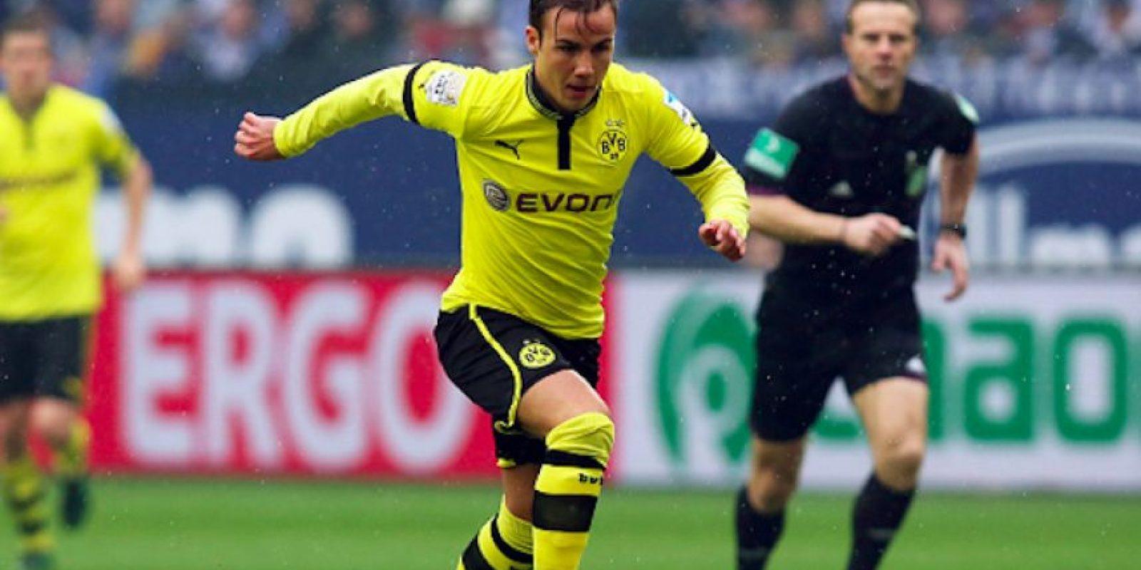 El joven alemán se forjó como jugador en el Dortmund. Foto:Getty Images
