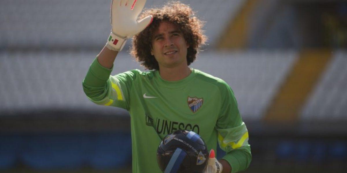 Guillermo Ochoa ya tendría acuerdo para salir del Málaga