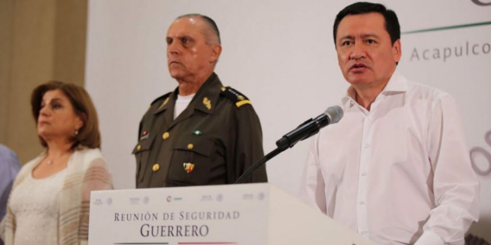 Osorio Chong encabezó la ReunIón de Seguridad para Guerrero Foto:@osoriochong