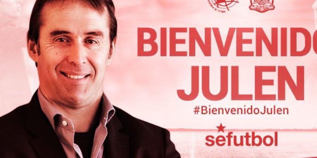 ¡España ya tiene técnico! Julen Lopetegui es confirmado en el banquillo