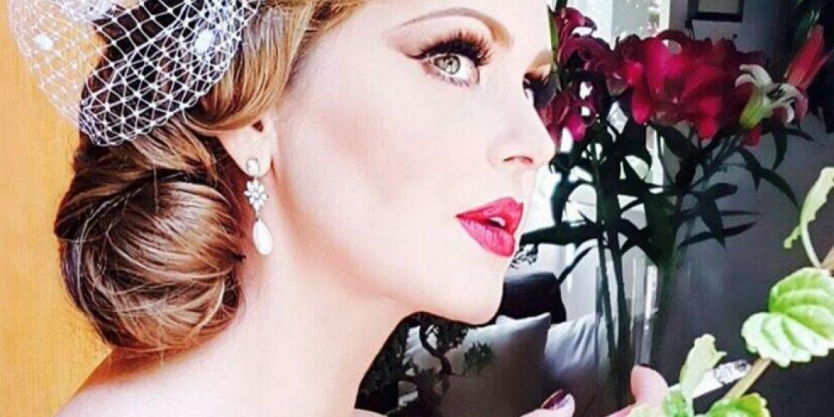 Ignacio López Tarso elogía la belleza de Gaby Spanic y aplaude que lo acompañe en
