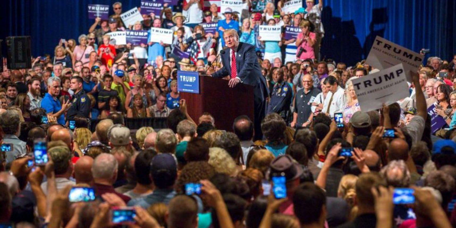 """La mayoría de los republicanos prefieren utilizar el término """"extranjeros ilegales"""", que en inglés es """"illegal aliens"""", una clasificación un tanto despectiva. Foto:Getty Images"""