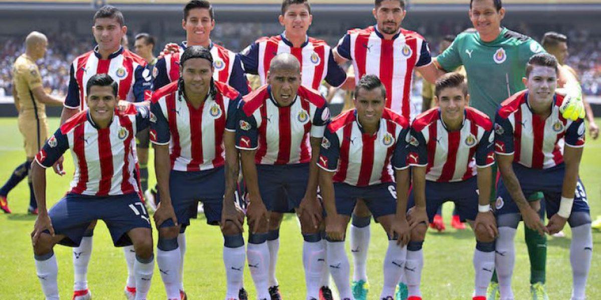 Chivas vs. Monterrey, ¿a qué hora juegan la Jornada 2 del Apertura 2016?
