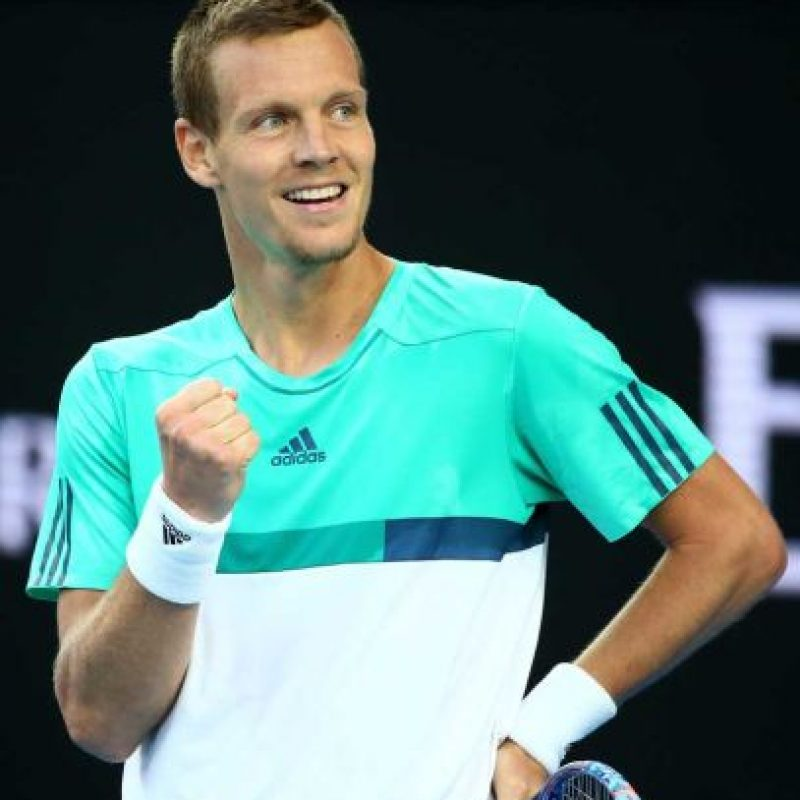 Tomas Berdych (República Checa) / Ranking ATP: 8º Foto: Getty Images