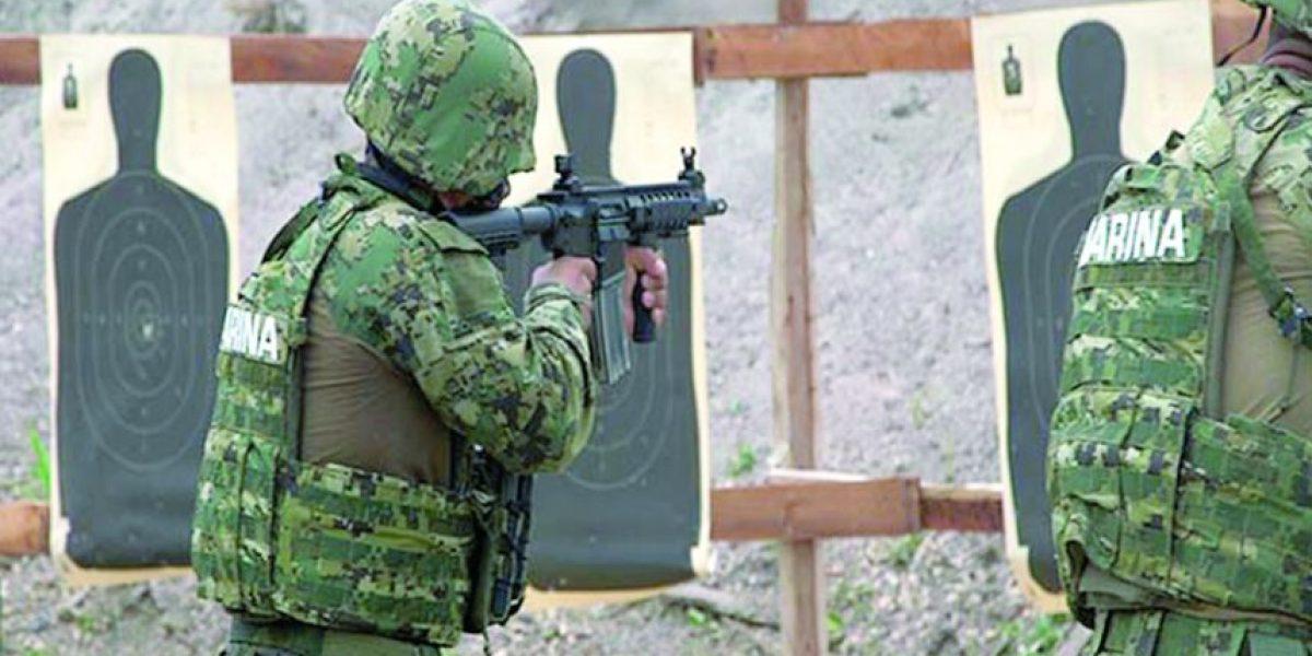 Infantería de Marina: entrenamiento extremo para salvar a la patria