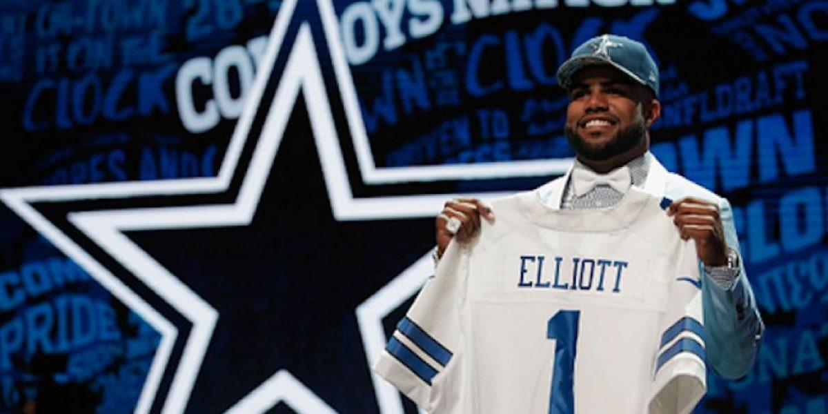 Primera selección de los Cowboys es acusado de violencia doméstica