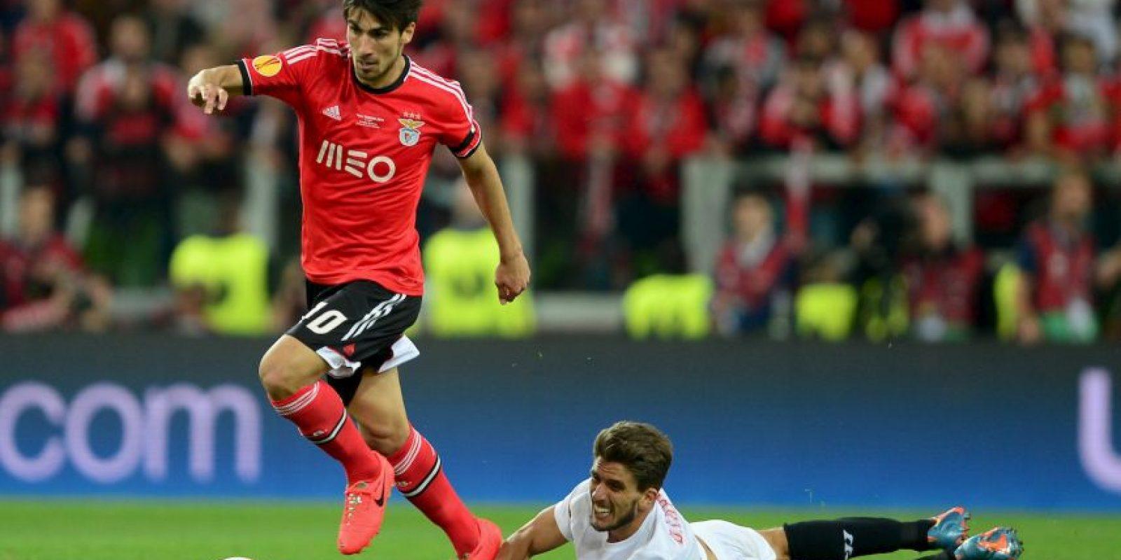 También tuvo un paso por Benfica Foto:Getty Images