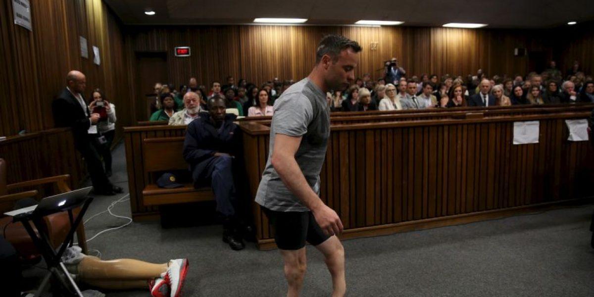 Fiscalía pide más años de cárcel para Oscar Pistorius