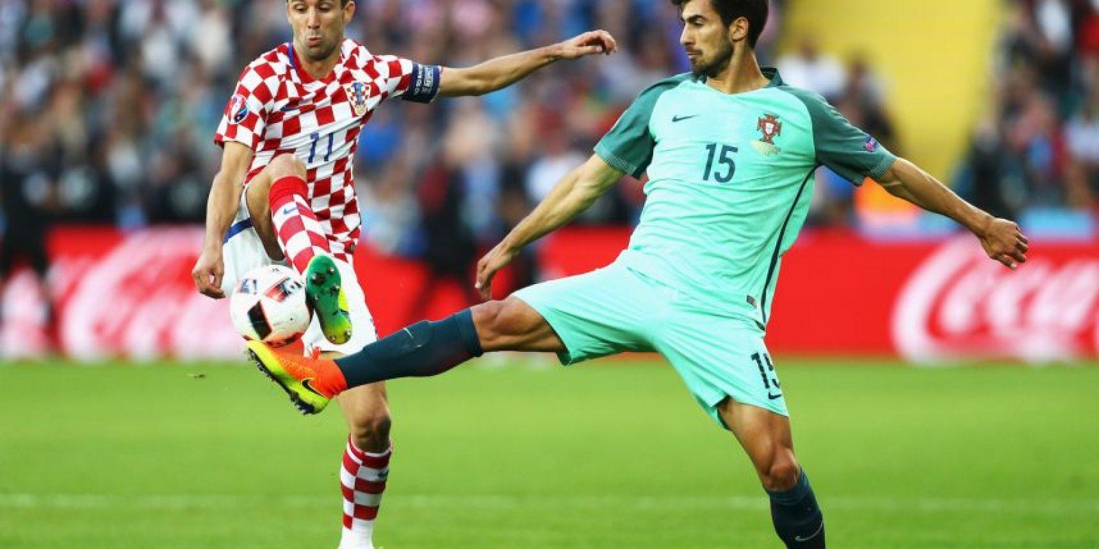 Viene de jugar la Eurocopa y ser campeón con Portugal Foto:Getty Images