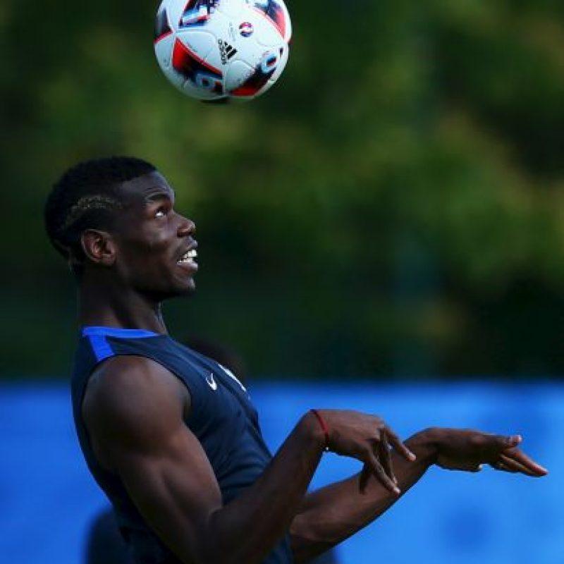 Paul Pogba se encuentra muy cerca de llegar al Manchester United Foto:Getty Images