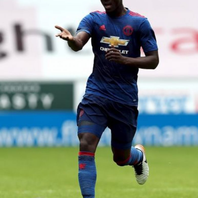 Eric Bailly utilizará el dorsal tres Foto: Getty Images