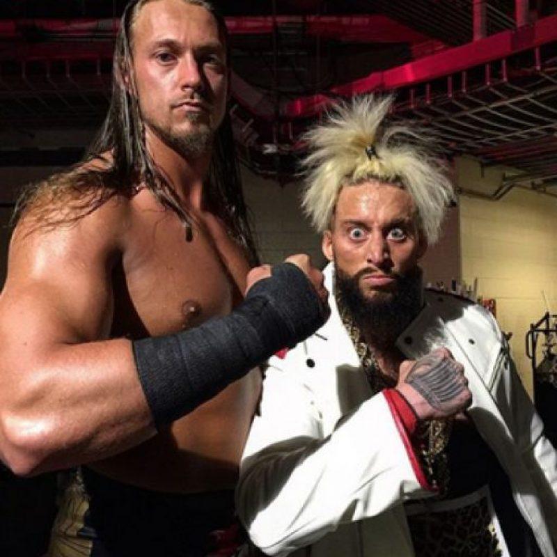 Hará equipo con Big Cass y Enzo Amore Foto:WWE
