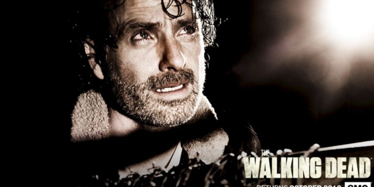 Primer avance de la séptima temporada de The Walking Dead