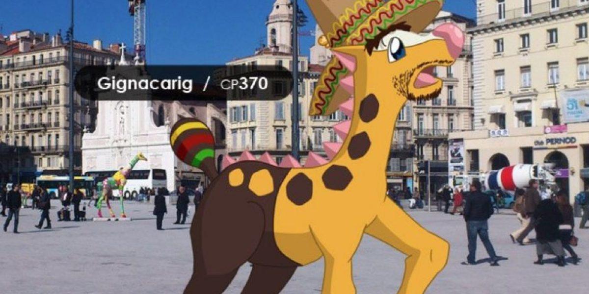 ¿En qué Pokémon se convertirían los futbolistas?