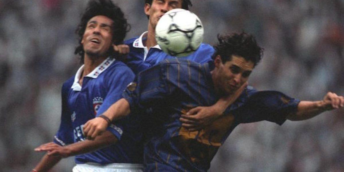 VIEO: El partido memorable que marcó la rivalidad entre Cruz Azul y Pumas