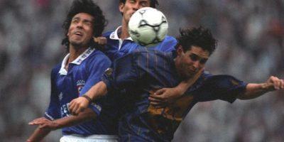 El memorable partido entre Cruz Azul y Pumas en la temporada 1994-1995 Foto:Mexsport