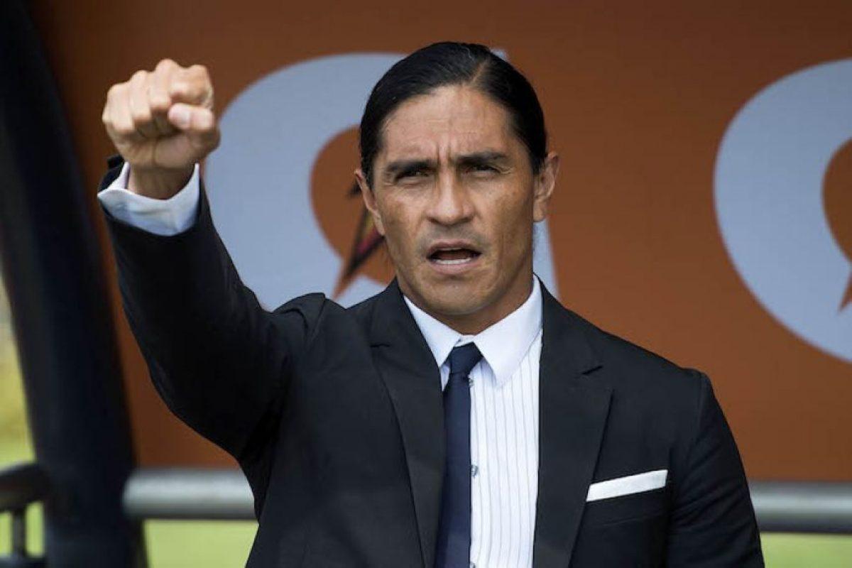 Revive la trayectoria del entrenador de Pumas Juan Francisco Palencia Foto:Mexsport