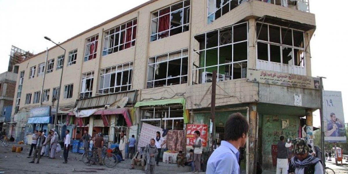 Ya son 80 muertos y 231 heridos por atentado en Kabul, Afganistán
