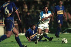 4.- Copa Libertadores: Juan Francisco fue el gran líder de aquel Cruz Azul que llegó a la gran final de la Copa Libertadores en el año 2001. En dicho certamen anotó nueve goles. Foto:Mexsport