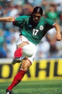 7.- Selección Mexicana: Palencia debutó con la Selección Mexicana el 8 de junio de 1996 y con la casaca verde disputó un total de 80 partidos incluyendo dos Copas del Mundo: Francia 1998 y Corea-Japón 2002. Foto:Mexsport