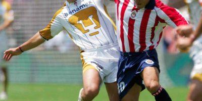 5.- Clausura 2004: Luego de su paso por Cruz Azul y Espanyol, Palencia llegó a Chivas donde llegó a la final en el Clausura 2004 ante el equipo que ahora dirige: Pumas. Aquella vez los universitarios se coronaron en tanda de penales. Foto:Mexsport