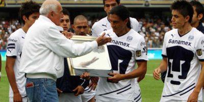 8.- Retiro: El 8 de noviembre del 2011, Palencia anunció su retiro del futbol profesional. Foto:Mexsport