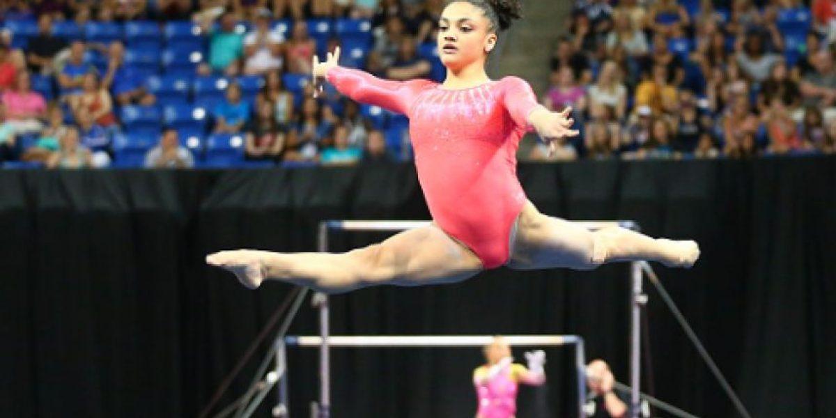 FOTOS: La gimnasta que pondrá de cabeza los Juegos Olímpicos