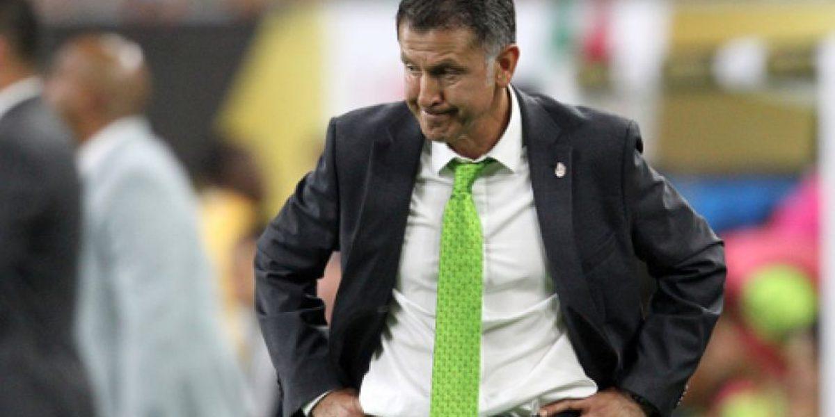 ¡Ya apareció! Juan Carlos Osorio vuelve tras el humillante 7-0