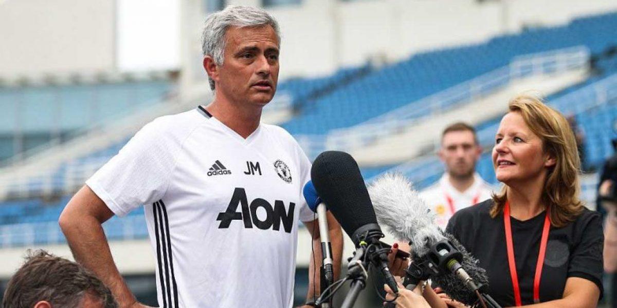 José Mourinho prohíbe Pokémon Go en el Manchester United