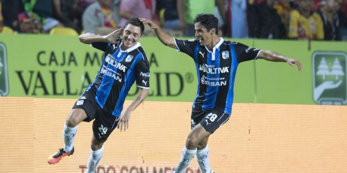 ¡En el último suspiro! Querétaro rescata empate ante Morelia con gol al 94