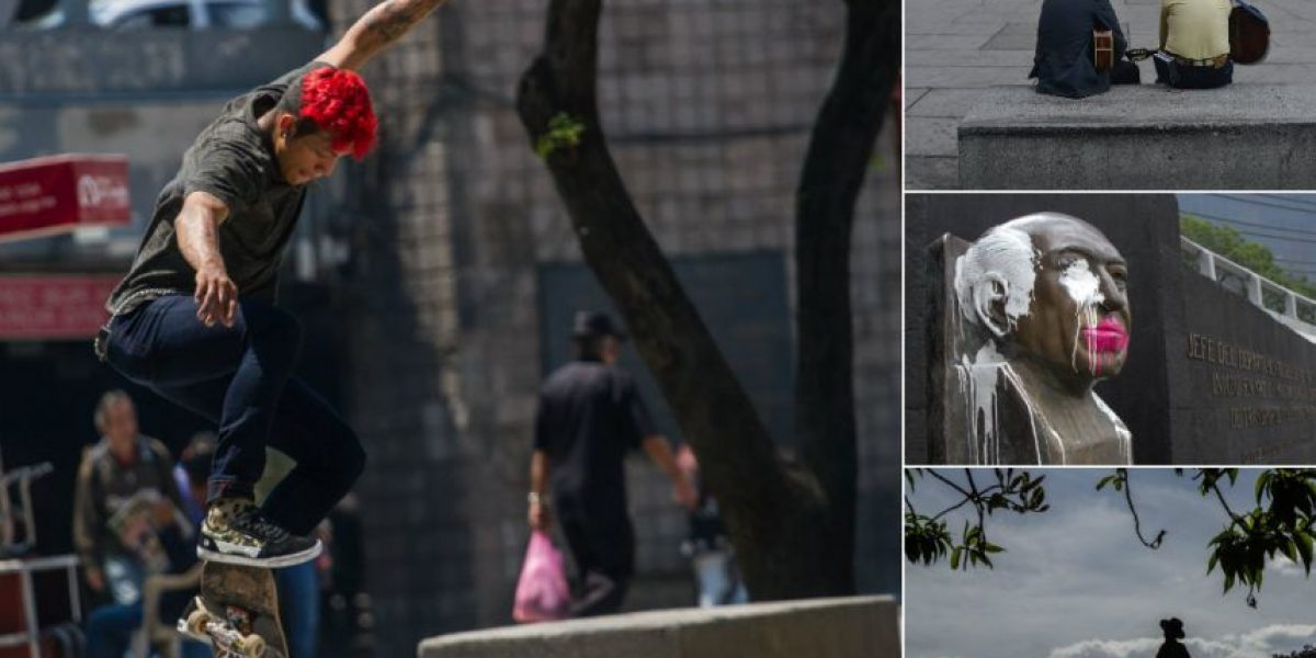 Invertirán 180 mdp para rescatar Glorieta de Insurgentes