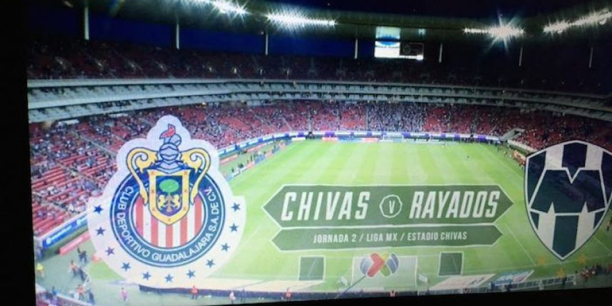 FOTOS: Así fue el debut de la transmisión de Chivas TV