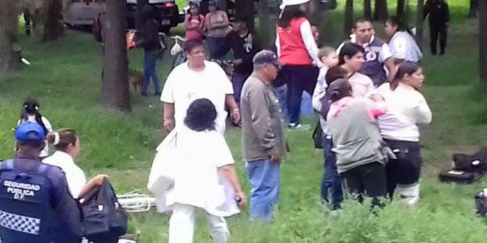 Foto:Denuncia Ecatepec