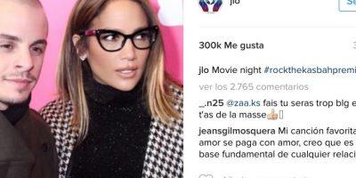 Foto:Vía Instagram/@Jlo