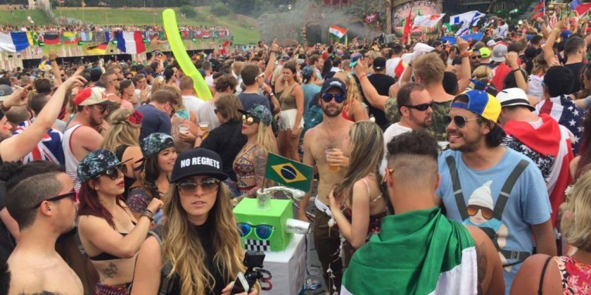 Así se vivió Tomorrowland 2016 desde Boom, Bélgica