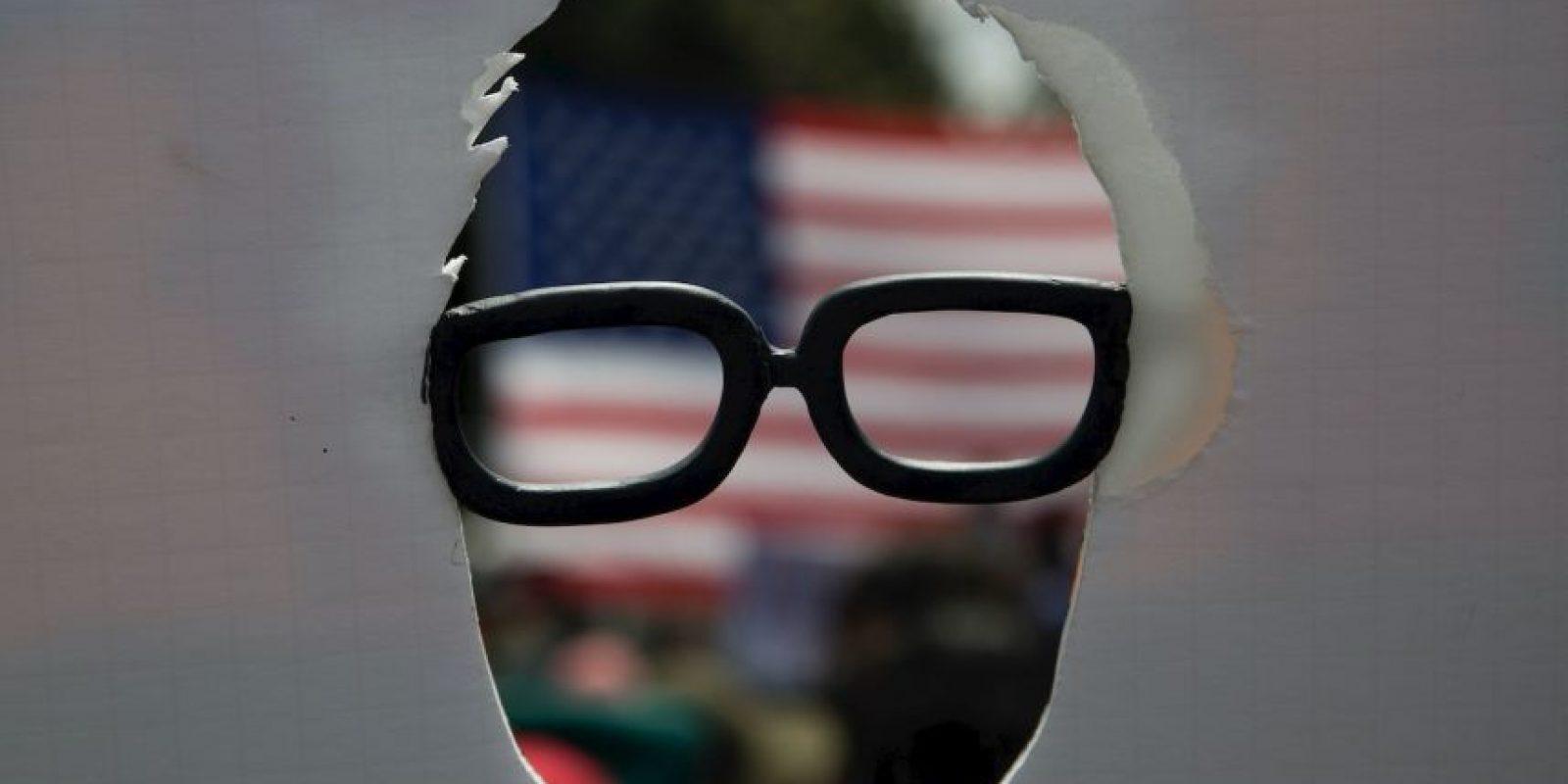 Bernie Sanders ofreció su apoyo a Clinton hace un par de semanas Foto:Getty Images