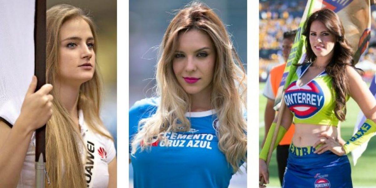 FOTOS: Las chicas de la jornada 2 del Apertura 2016