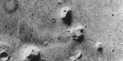 """La verdad tras la """"Cara de Marte"""" Foto:NASA"""