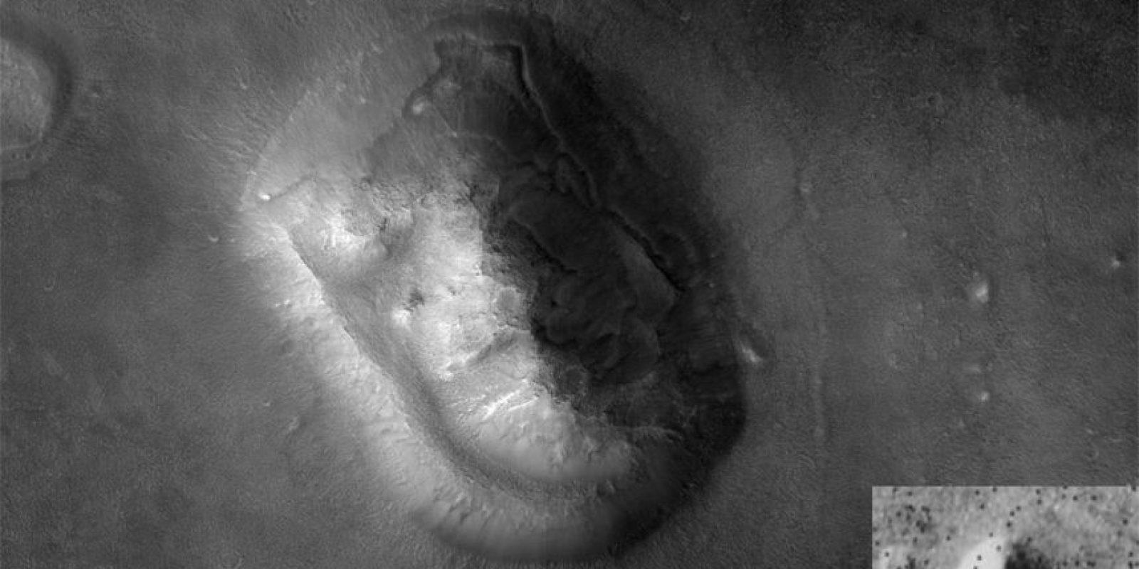 """Hizo su aparición en series como """"The X Files"""" Foto:NASA"""