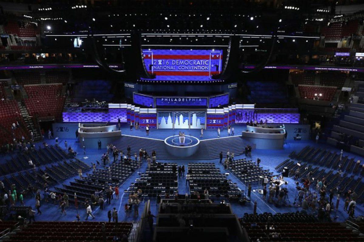 Entre los oradores estarán Bill Clinton, Michelle y Barack Obama Foto:Getty Images