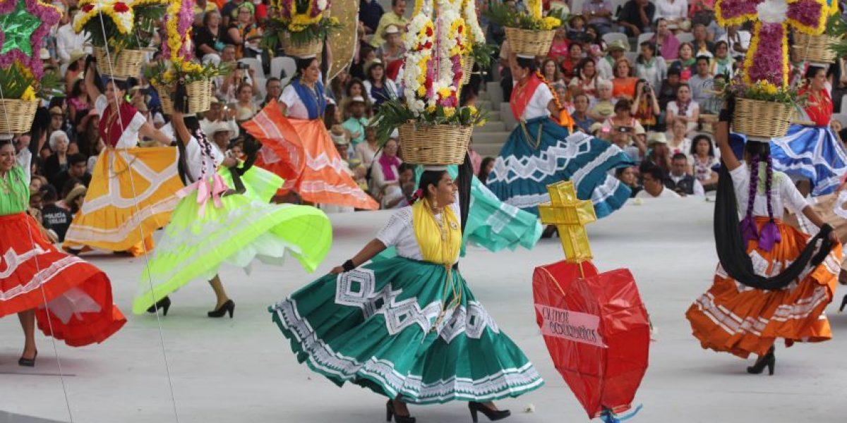 FOTOS: Inicia la Guelaguetza 2016 en Oaxaca