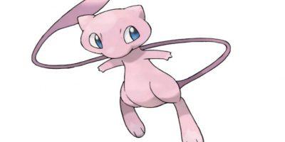 1.- Mew, el creador de todos los pokémon. Foto:Pokémon