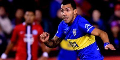 La continuidad de Carlos Tevez en Boca Juniors ha estado en duda Foto:AFP