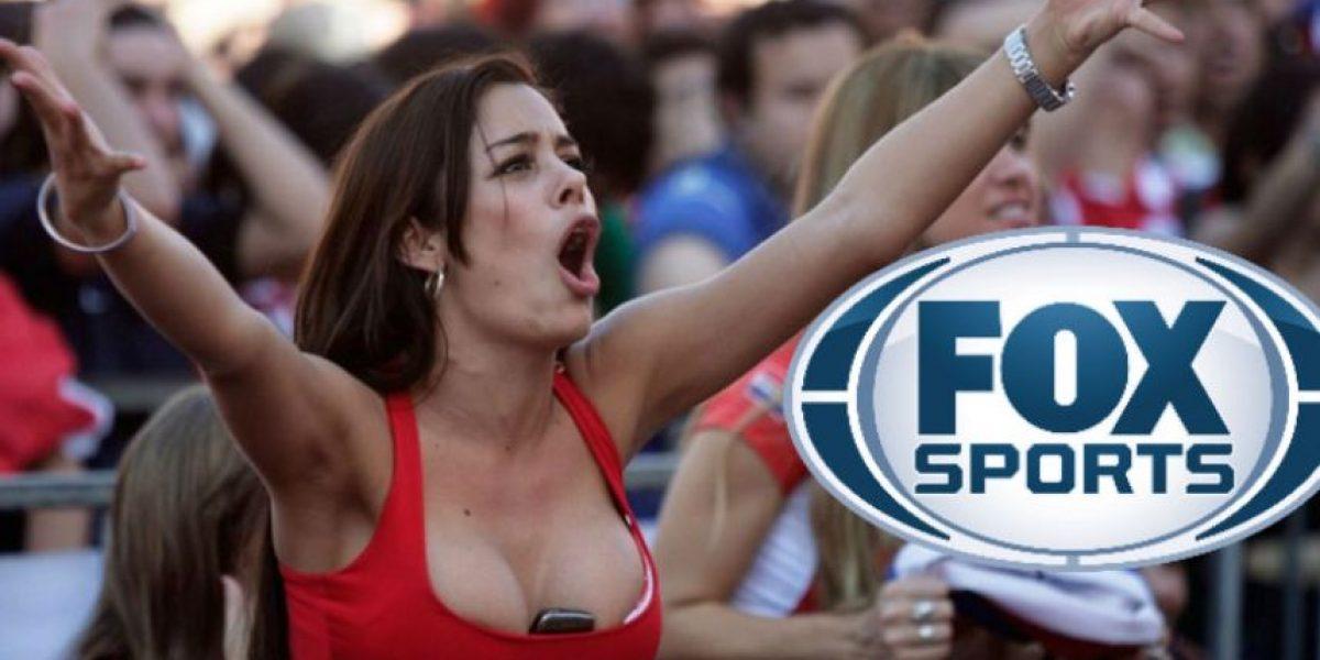 Fox Sports ficharía a Larissa Riquelme ¡Bombazo!